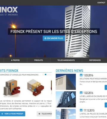 Accueil Fixinox