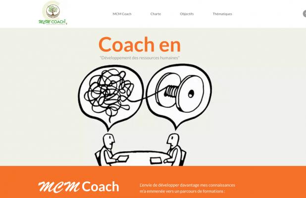 Accueil de MCM Coach